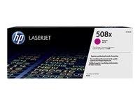 HP toner magenta 508X CF363X 9500 páginas para M