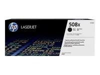 HP toner negro 508XCF360X 12500 páginas para MF