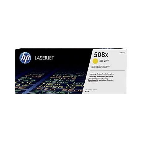 HP toner amarillo 508X CF362X 9500 páginas para