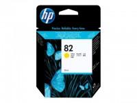 HP cartucho de tinta amarillo 82 CH568A 28 ml Dj