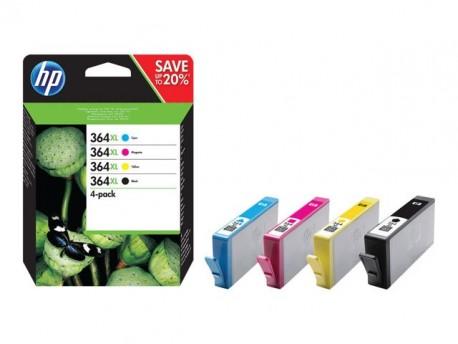 HP cartucho de tinta multipack 364XL N9J74AE