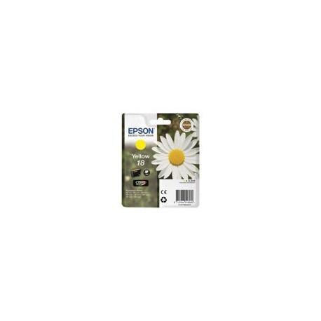 Epson cartucho de tinta amari. 18 T1804 180 pág