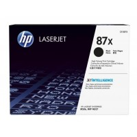 HP toner negro 87X CF287X 18000 págninas Enterpri