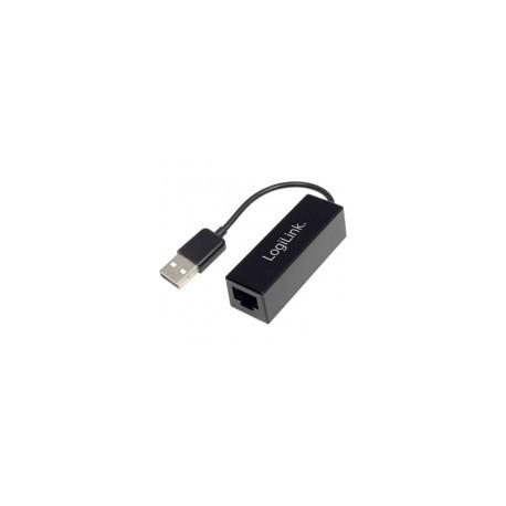 Logilink adaptador USB 2.0 a LAN Gigabit