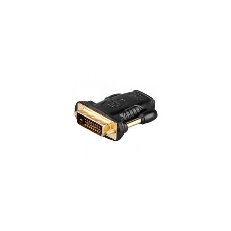 Logilink adaptador HDMI 19p a DVI-D macho