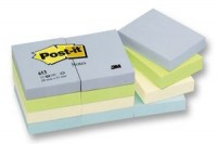 3M Post-it notas 653 38x51mm 12 unidades