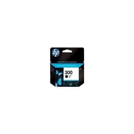 HP cartucho de tinta negro 300 CC640EE 200 página