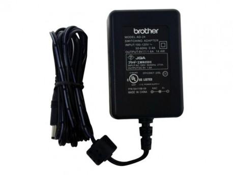 Brother adaptador corriente AD-24ES 9V 1.6A 14.4W