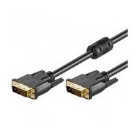 Logilink cable DVI-D 24+1 macho - DVI-D 24+1 m 3m