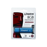 Kingston memoria USB 8GB DataTraveler Vault Privac