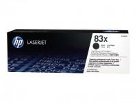 HP toner negro 83X CF283X 2200 paginas LaserJet