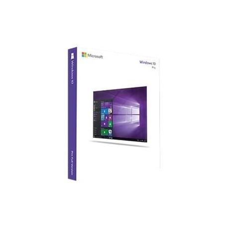 Microsoft Windows 10 Pro - 1 licencia - 64b - esp