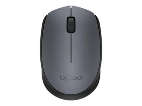 Logitech ratón 910-004424 M171 inalámbrico negro