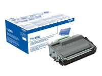 Brother toner negro TN3480 8.000 paginas L5100DN