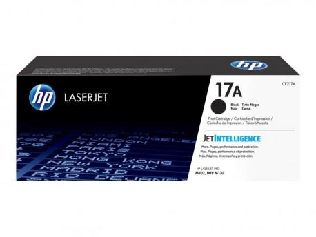 HP toner negro 17A CF217A 1.600 páginas