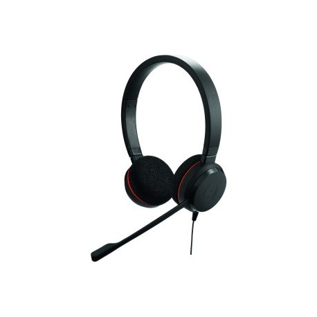 Jabra auricular EVOLVE 20 MS 4999-823-109 cableado