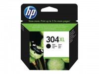 HP cartucho de tinta negro 304XL N9K08AE 300 pág.