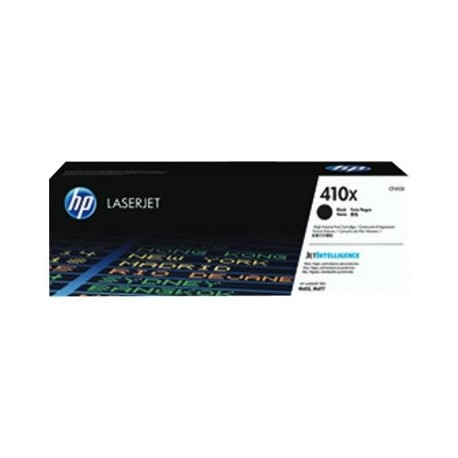 HP toner negro 410X CF410X 6500 páginas