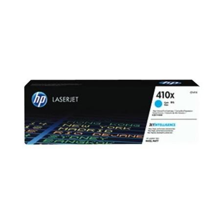 HP toner cyan 410X CF411X 5000 páginas para Color
