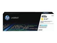 HP toner amarillo 410X CF412X 5000 páginas