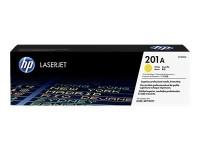 HP toner amarillo 201A CF402A 1400 páginas
