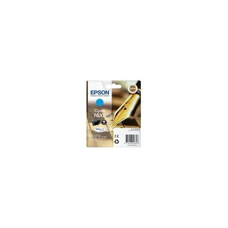 Epson cartucho de tinta cyan 16XL T1632 6.5 ml.