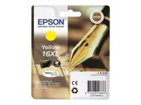 Epson cartucho de tinta amari. 16XL T1634 6,5 ml