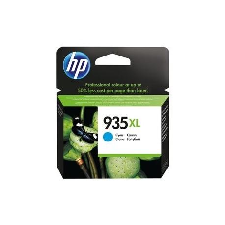 HP cartucho de tinta cyan 935XL C2P24AE 825 página