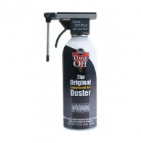 Dust-Off Spray de presió de aire 300ml. con valvul