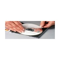 3M Etiquetas Tattle Tape DCD-2 para CD-DVD