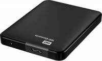 "WD disco duro externo 1TB 2,5""USB WDBUZG0010BBKSE"