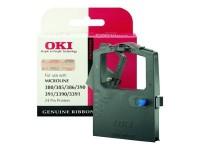 Oki cinta impresora 09002309 ML380-385-386-390-391