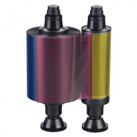 Evolis cinta PEBBLE color YMCKO 200 impresiones