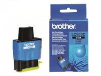 Brother cartucho de tinta cyan LC900C 400 páginas