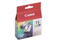 Canon cartucho de tinta BCI15C 8191A002 i70 2uni
