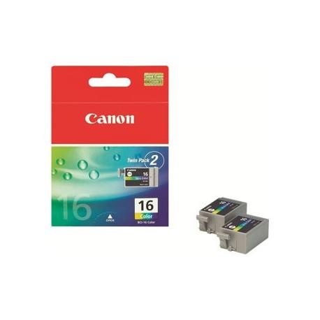 Canon cartucho de tinta BCI16 9818A002 tricolor