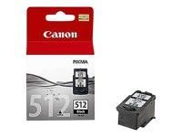 Canon cartucho de tinta negro PG512BK 2969B009