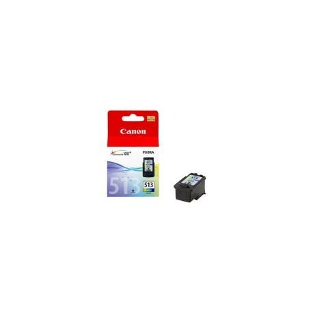 Canon cartucho de tinta tricolor CL513 2971B009