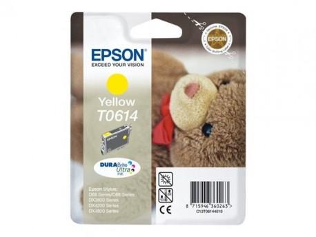 Epson cartucho de tinta amarillo T0614 250 páginas