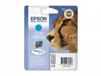 Epson cartucho de tinta cyan T0712 5,5 ml.
