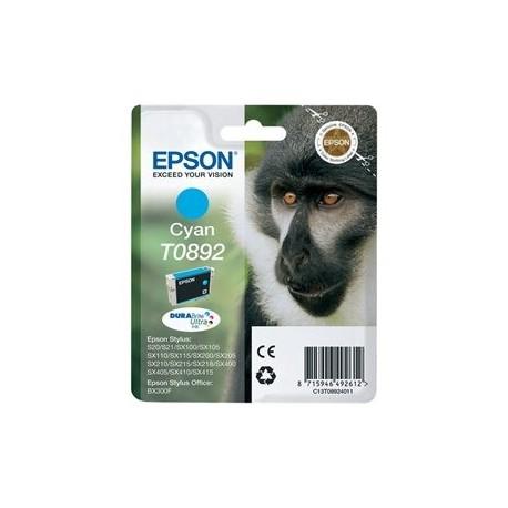 Epson cartucho de tinta cyan T08924020 180 páginas