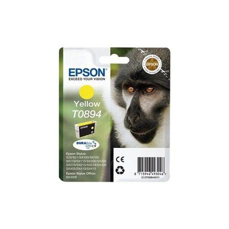 Epson cartucho de tinta amarillo T0894 180 páginas