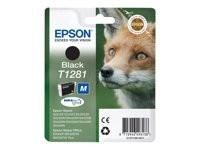 Epson cartucho de tinta negro T1281 5,9 ml.