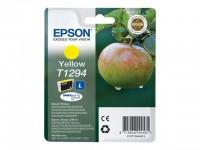 Epson cartucho de tinta amarillo T1294 7 ml.