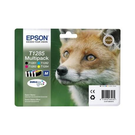 Epson cartucho de tinta multipack T1285