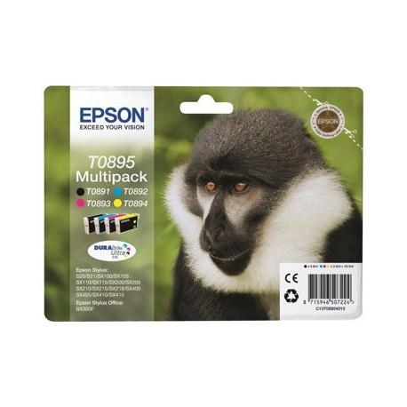 Epson cartucho de tinta multipack T08954020 S20-SX
