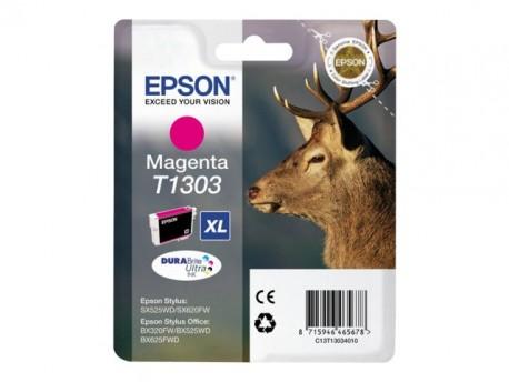 Epson cartucho de tinta magenta T1303 10,1 ml.