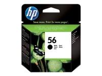 HP cartucho de tinta negro 56 C6656AE