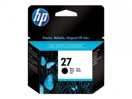 HP cartucho de tinta negro 27 C8727A 200 páginas