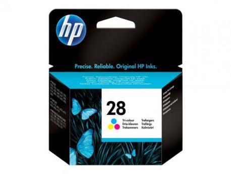 HP cartucho de tinta tricolor 28 C8728A 280 págin